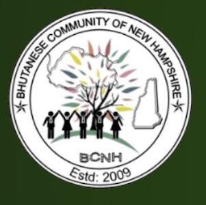 Bhutanese Comm of NH Logo