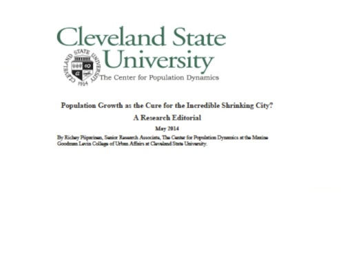 Cleveland Report 2