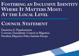 Fostering an Inclusive Identity Where It Matters Most At the Local Level