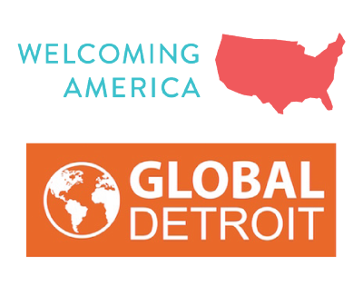 A project of Welcoming America in partnership with Global Detroit.