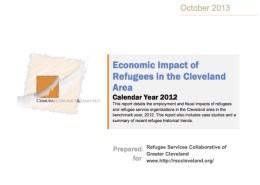 Economic Impacts Refugees Cleveland 495x400