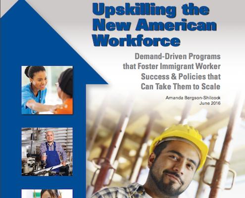 upscaling new american workforce
